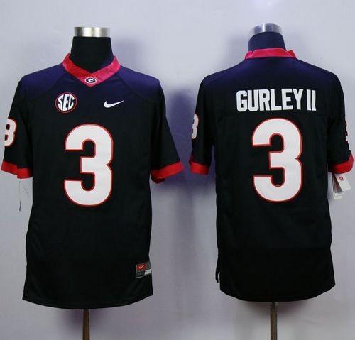 todd gurley black jersey
