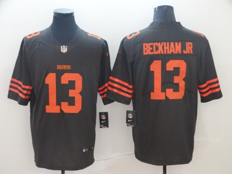 huge selection of c96dd 11c60 odell beckham color rush jersey youth