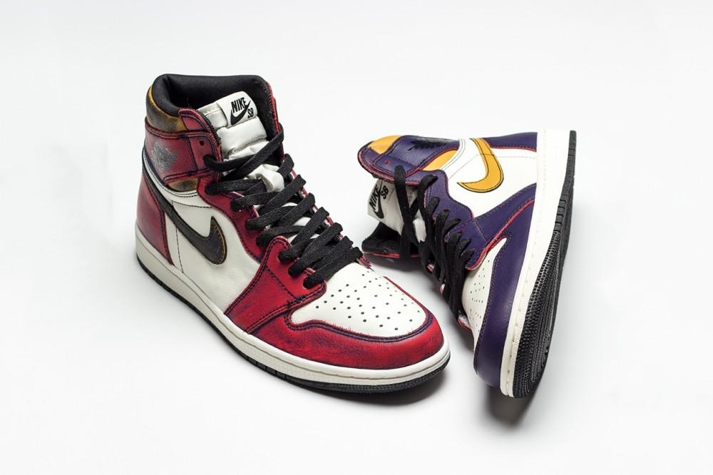 sarcoma En respuesta a la su  Nike SB x Air Jordan 1