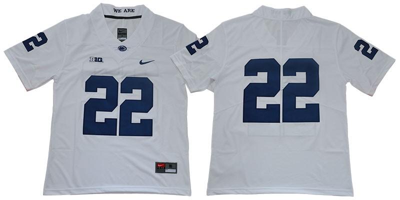 NCAA Penn State Nittany Lions 22 White College Football Legend Men ...