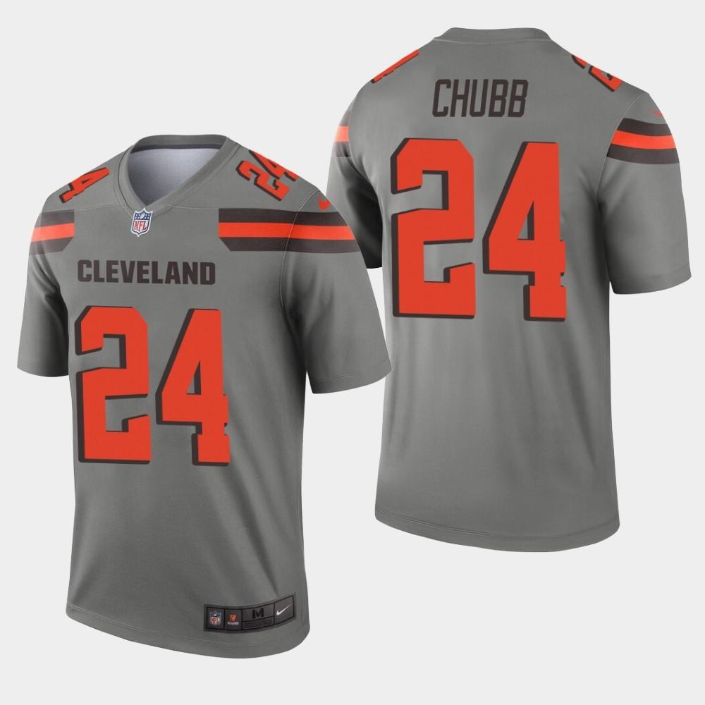 nick chubb jersey browns