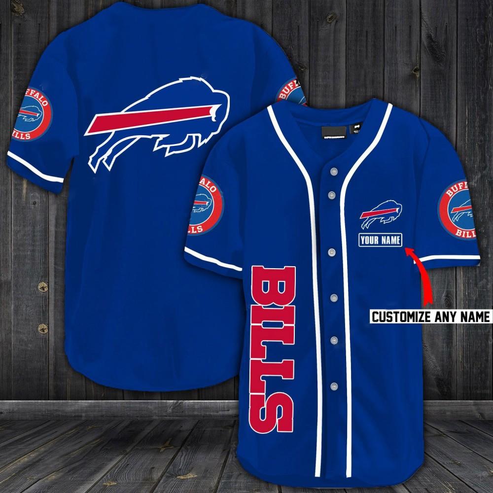 customize bills jersey