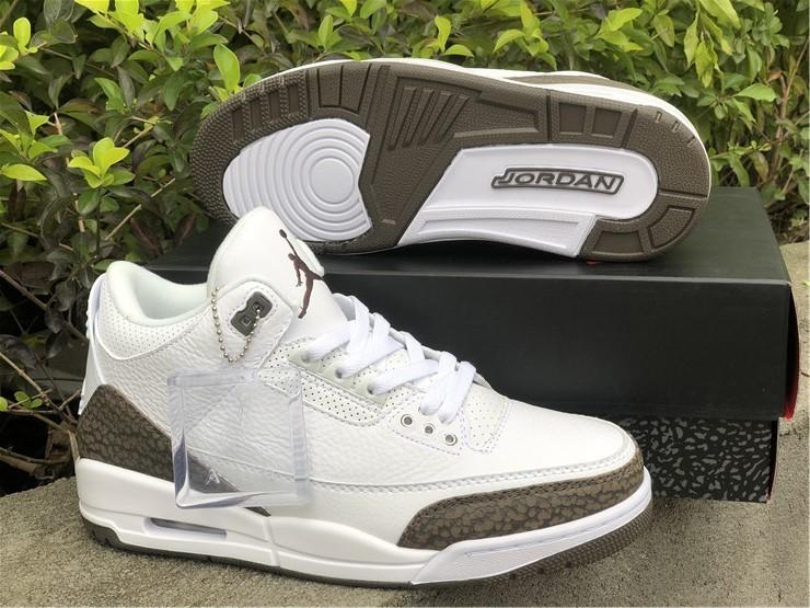 Nike Air Jordan 3 Mocha Shoes