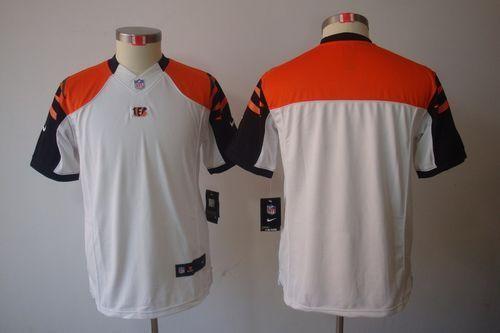 blank bengals jersey