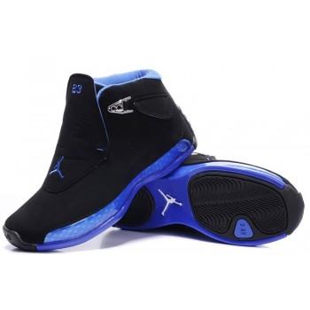 Air Jordan 18 Black Shoes