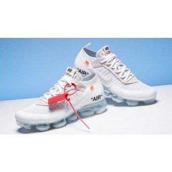 Off-White x Nike Air VaporMax White Shoes
