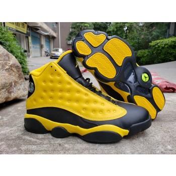 Air Jordan 13 yellow Shoes