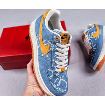 Levis x Nike Air Force 1  LOW AF1 Shoes