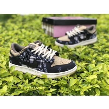 Travis Scott X Dunk SB Low Shoes