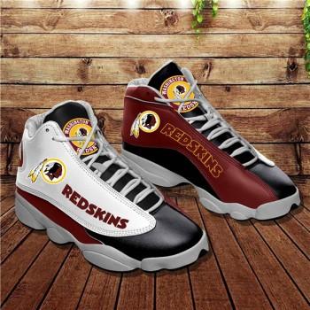 NFL Washington Football Team Limited Edition JD13 Sneakers 001