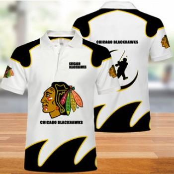 NHL Chicago Blackhawks Polo Shirts