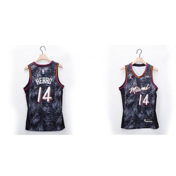 NBA Heat 14 Tyler Herro Fashion Men Jersey