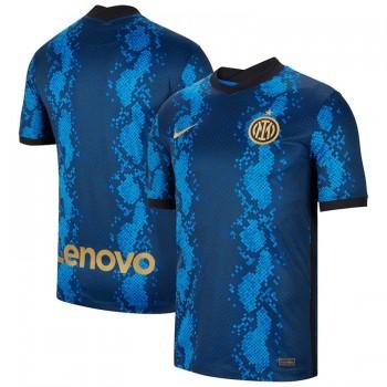 2021_2022 Inter Milan Blue Home Soccer Men Jersey