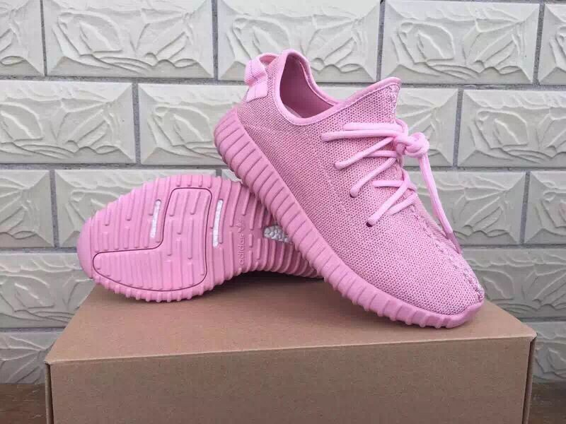 65729f1d6 Adidas Yeezy 350 Boost Pink Women Shoes