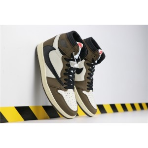"Air Jordan 1 ""Travis Scott"" Shoes"