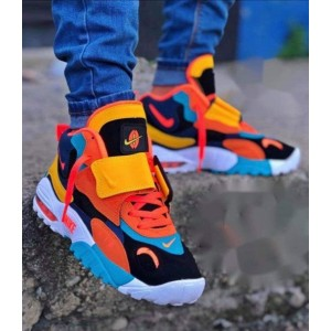 Nike Air Max Speed Turf Throwback Orange Shoes