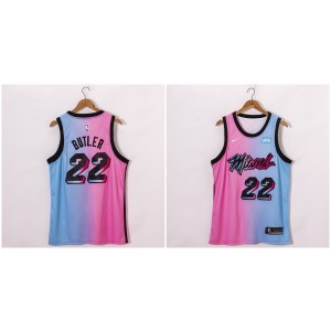 2020 New NBA Heat 22 Jimmy Butler Nike Men Jersey
