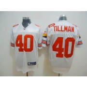 Nike Arizona Cardinals No.40 Pat Tillman White Throwback Stitched Jersey
