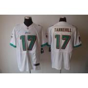 buy popular e4cd5 437b0 Nike Miami Dolphins No.13 Dan Marino Grey Shadow Elite Jersey