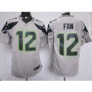 newest b71df d9e33 Nike Seattle Seahawks No.96 Cortez Kennedy Steel Blue ...