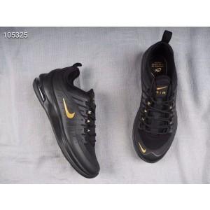 Nike Air Max Axis Black Gold Shoes