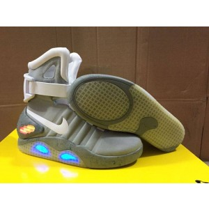 Nike Air Mag Back To Future Shoes