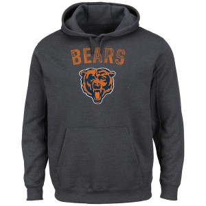 Chicago Bears Majestic Kick Return II Pullover hoodie