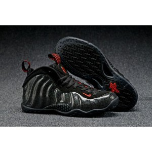 Air Foamposite One Olympic Shoes Sand Black