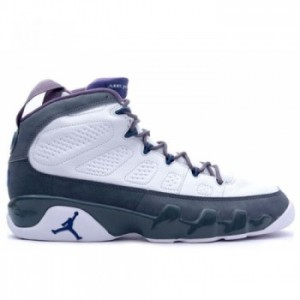 Air jordan 9 (IX) Retro White French Blue Flint Grey A09009