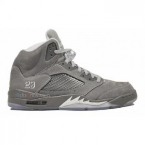 Air jordan Retro 5 (V) Wolf Grey Light Graphite White Wolf Grey A05001