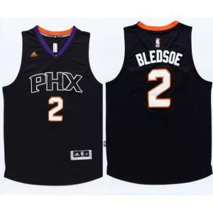 NBA Suns 2 Eric Bledsoe Black Men Jersey