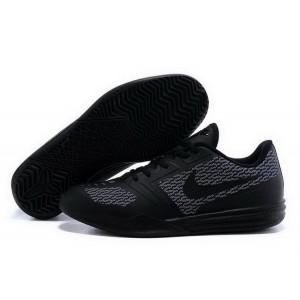 Nike Kobe 10 Mentality All Black Basketball Mens Shoes