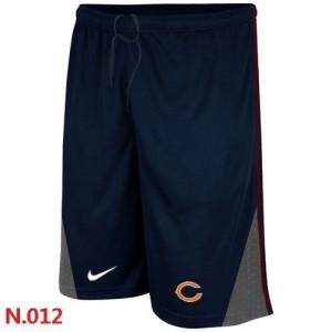 Nike NFL Chicago Bears Classic Shorts Dark Blue