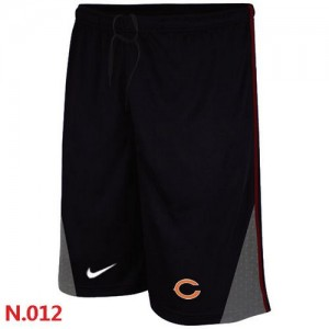 Nike NFL Chicago Bears Classic Shorts Black
