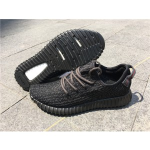 Adidas Yeezy 350 Boost Low Black shoes