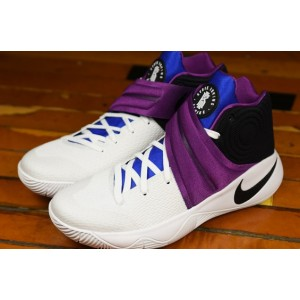 Nike Kyrie 2 Kyrache Basketball Shoes White Purple
