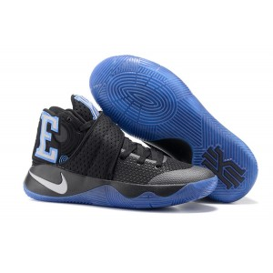 Nike Kyrie 2 Basketball Shoes 2016 Black Blue