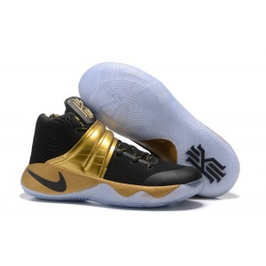 Nike Kyrie 2 Basketball Shoes 2016 Black Gold