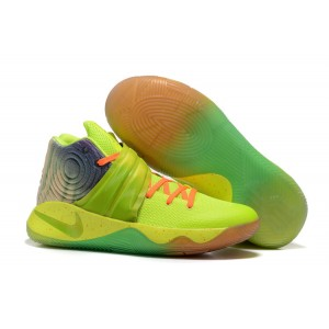 Nike Kyrie 2 Basketball Shoes 2016 Fluorescent Green