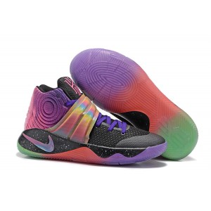 Nike Kyrie 2 Basketball Shoes 2016 Magical Night Black