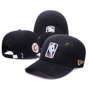 Cavaliers 2017 NBA Finals Black Peaked Adjustable Hat