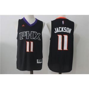 Adidas Phoenix Suns 11 Josh Jackson Black 2017 NBA Draft Men Jersey