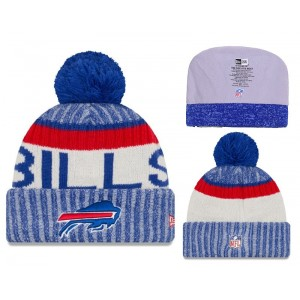 NFL Bills Team Logo 2017 Sideline Knit Hat