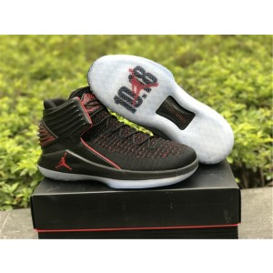 Air Jordan 32 Bred Baskestball Men Shoes