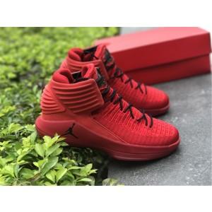 Air Jordan 32 Rosso Corsa Basketball Men Shoes