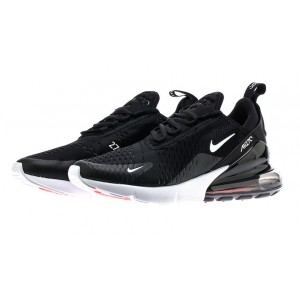 Nike Air Max 270 Black White Shoes