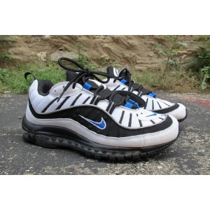 Nike Air Max 98 Hyper Cobalt Black Shoes