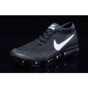 Nike Air Vapormax Flyknit 2018 Black/White Shoes