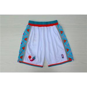 NBA 1996 All-Star White Hardwood Classics Shorts