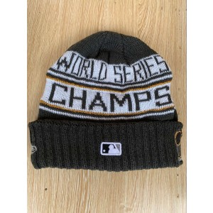 MLB Red Sox 2018 World Series Champions Knit Hat YD